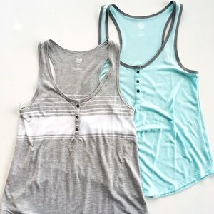 Relaxed Fit Tank Bundle
